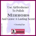 Cleaning Tips By Mrs Mopp
