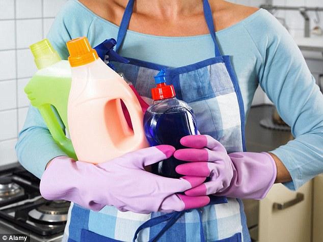 Cleaning lady   Mrs Mopp UK blog post
